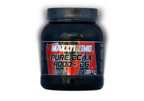 Maxxtreme Maxxtreme pure BCAA 4000 +B6