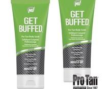 Pro Tan Get Buffed Scrub