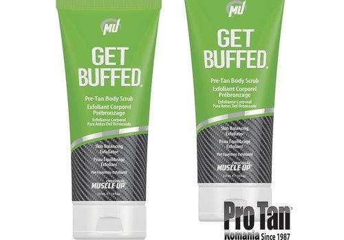 Pro Tan Pro Tan get buffed scrub