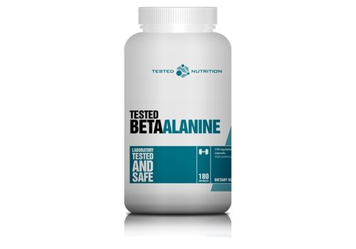 Tested Nutrition Beta Alanine