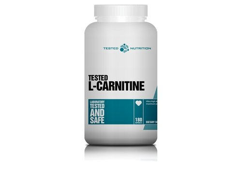 Tested Nutrition Tested L-carnitine