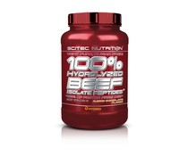 Sci tec Nutrition 100% Hydrolized Beef Isolate Peptides