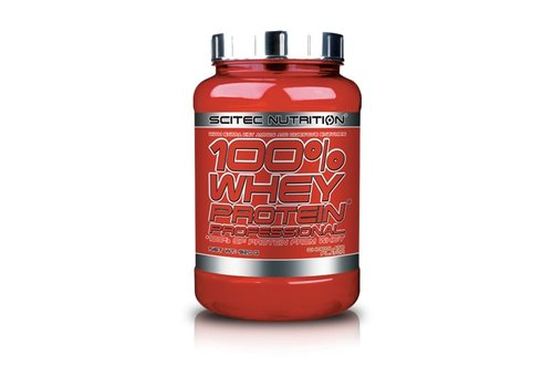 Scitec Nutrition Scitec Nutrition 100% whey protein profesional 920gr