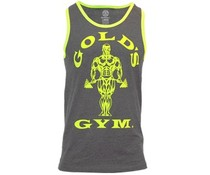 Gold's Gym Muscle Joe Contrast Athlete Tank