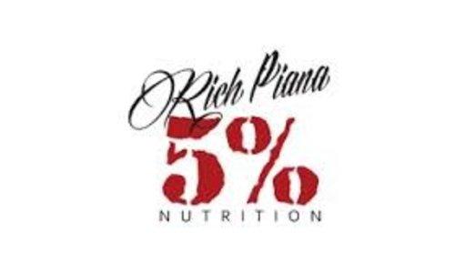 Rich Piana 5%
