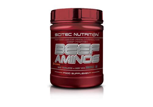 Scitec Nutrition Scitec Nutrition beef aminos