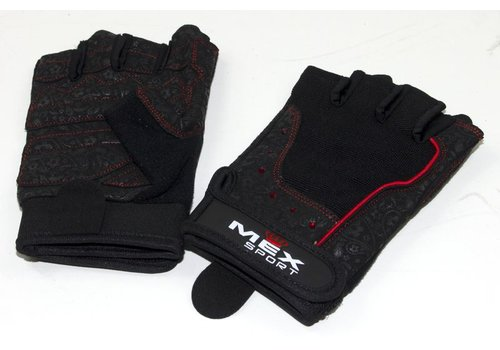 Mex Sport Mex Sport training gloves black/stone