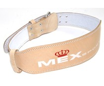 Mex Sport Leather Belt