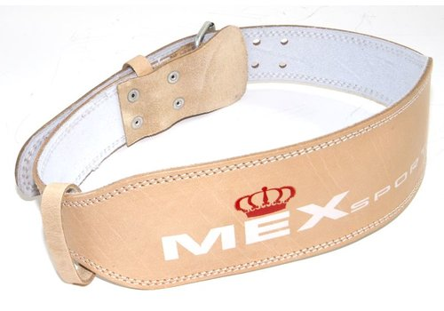 Mex Sport Mex Sport leather belt