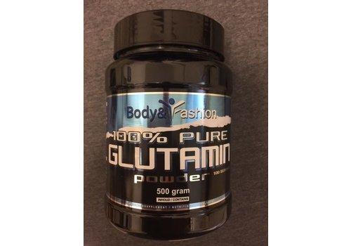 Body and Fashion Body and Fashion 100 % pure L-glutamine