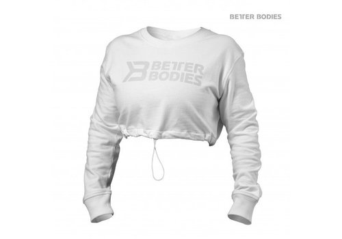 Better Bodies Better Bodies madison cropped L/S
