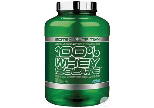 Sci tec Nutrition 100 % Whey Isolate