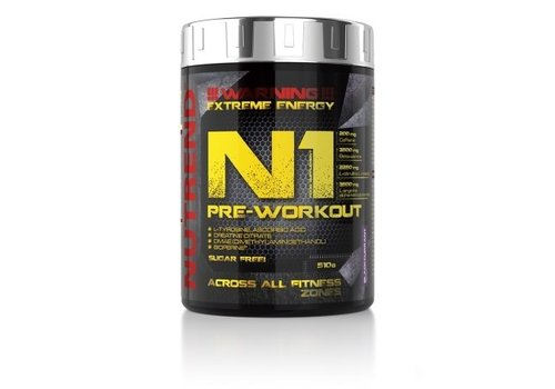 Nutrend Nutrend N1 pre-workout