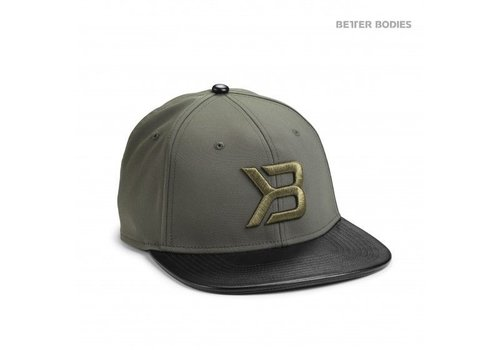 Better Bodies Better Bodies harlem flatbill cap