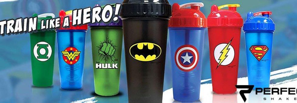 Superhero Shakers
