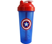 Perfect Shakers Superhero Serie: Captain America