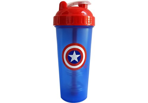 Perfect Shakers Perfect shakers superhero serie: Captain America