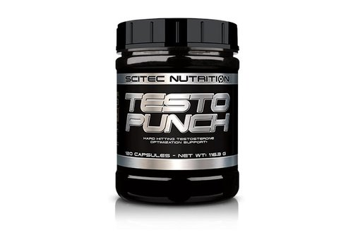 Sci tec Nutrition Testo Punch