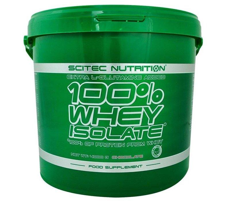 Scitec Nutrition whey isolaat