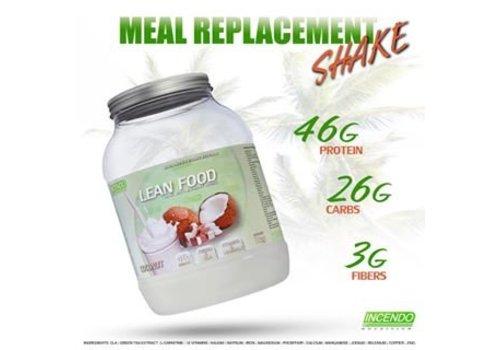 Incendo Nutrition Lean Food