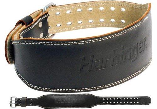 Harbinger Harbinger padded leather belt