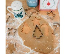 XMAS biscuit cutters