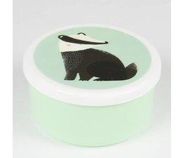 bakje woodland friends mint