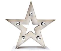 Vintage Star lamp