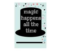 poster Magic Happens