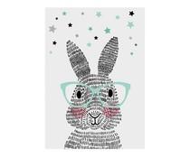 kaartje Mr Rabbit