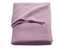 Deken mini knit pink (ledikant)