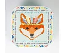 Lunchbox Fox Tribal