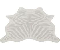 Kleed Zebra grijs