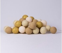 Lampjes cottonball