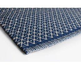 Kleed Rhombe Blue