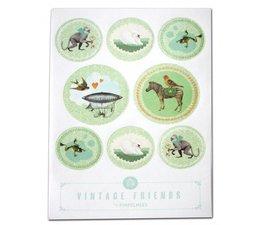 Stickers Pimpelmees