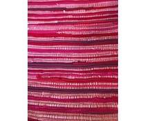 Kleed Warm Pink Stripes