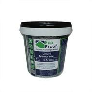 EcoProof Vloeibaar rubber Liquid Membrane 1 liter