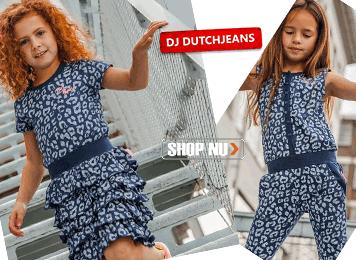 DJ Dutchjeans - meiden en jongens kinderkleding