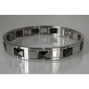 8456B Herren Magnetarmband