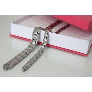 8262S-4-Set Magnetschmuck Armbänder als Partner Set