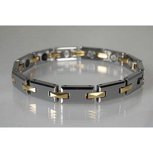 WG8951D Wolfram-Germanium-Magnet Armband