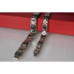 8185P Magnetarmbänder im Partner-Set