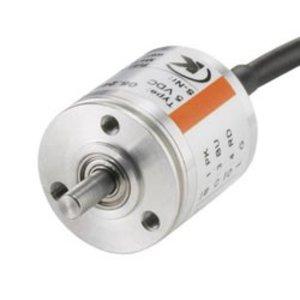 Kübler 2450, absolute single-turn, miniature magnetic, SSI