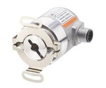 Kübler Sendix 3671 encoder, absoluut singleturn, compact magnetisch, analoge uitgang