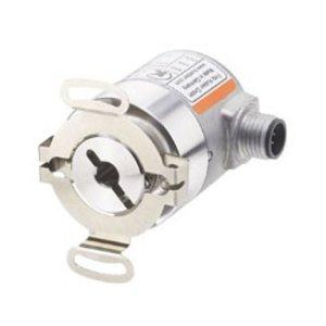 Kübler Sendix 3671, absolute single-turn, compact magnetic, analog output 0..10V, 4..20mA, 0..5V