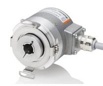 Kübler Sendix 5873 encoder, absoluut singleturn, optisch, SSI Biss SinCos RS422