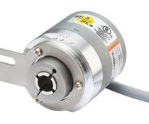 Kübler Sendix 5883 FS2 encoder, absoluut multiturn, SIL2/PLd optisch