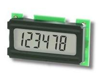 Kübler Module 192, teller met LCD display voor printmontage