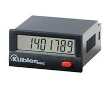Kübler Codix 142, service teller, LCD display, met uitgang
